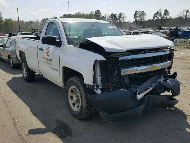 Salvage cars for sale from Copart Mocksville, NC: 2016 Chevrolet Silverado