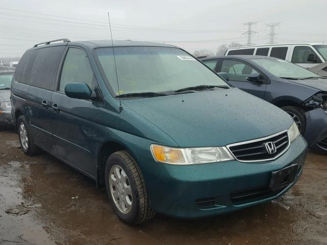 94b0c7af3d 2002 Honda Odyssey Ex 3.5 L