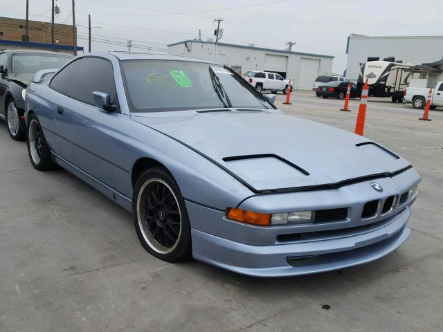 Auto Auction Ended On Vin Wbaeg2318mcb72511 1991 Bmw 850