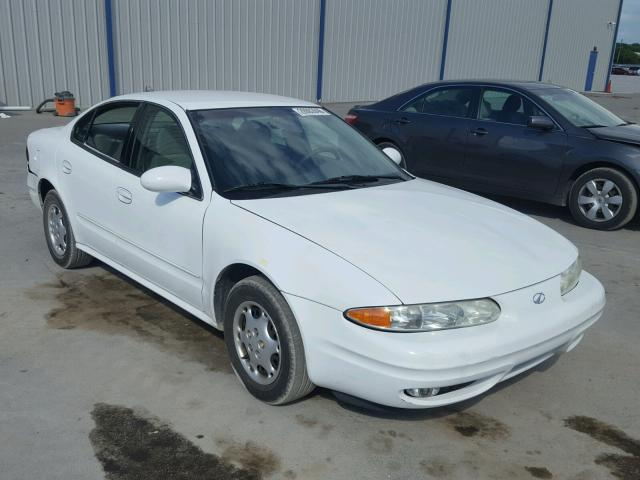 Auto Auction Ended On Vin 1g3nl52t61c234354 2001 Oldsmobile Alero