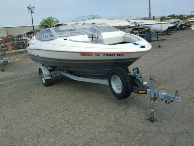 Salvage 1991 Bayliner CORP for sale