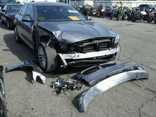 Auto Auction Ended On Vin Wba5b1c54gg132321 2016 Bmw 535