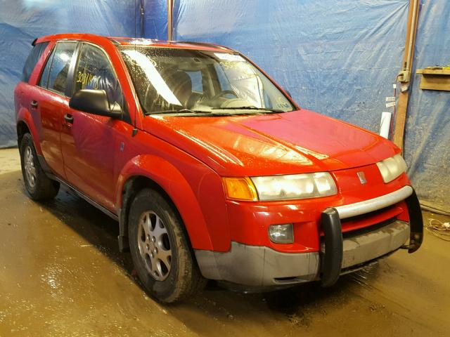 Auto Auction Ended On Vin 5gzcz63b12s806017 2002 Saturn Vue In Pa