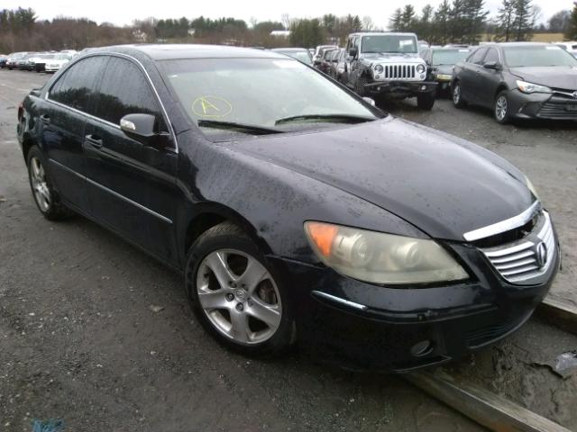 ACURA RL For Sale MD BALTIMORE Salvage Cars Copart USA - 2005 acura rl for sale by owner