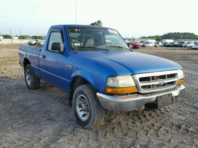 1999 Ford Ranger 2 5l