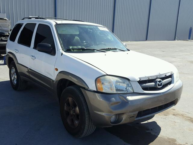 Auto Auction Ended on VIN: 4F2CZ06173KM41085 2003 MAZDA TRIBUTE ES ...