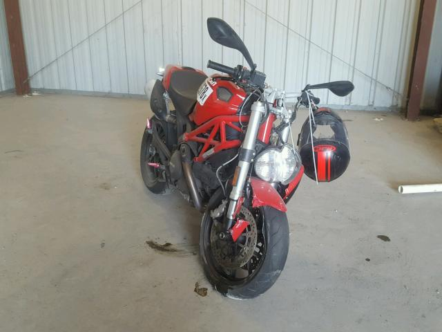 click here to view 2014 DUCATI MONSTER 79 at IBIDSAFELY