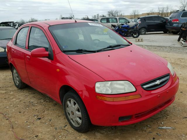 Kl1tj52624b237924 2004 Chevrolet Aveo Ls In Mo