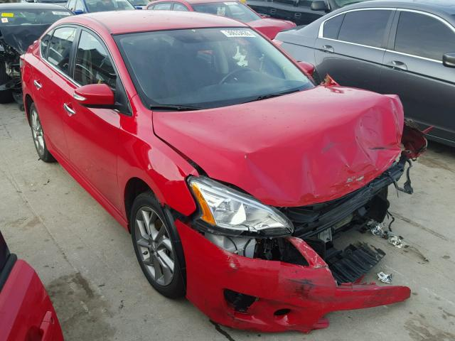 Auto Auction Ended on VIN: 3N1AB7AP4FY268876 2015 Nissan