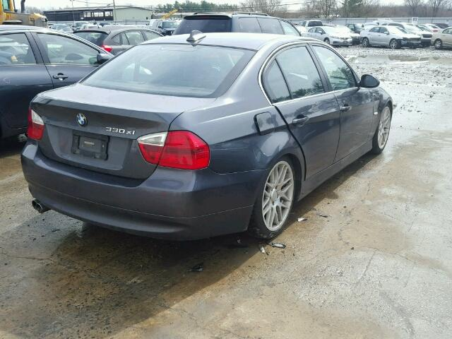 Auto Auction Ended on VIN: WBAVB33526KR76333 2006 BMW 330 in