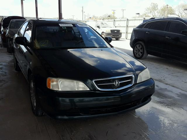 Auto Auction Ended On VIN UUAYA ACURA TL In FL - 2000 acura tl hood