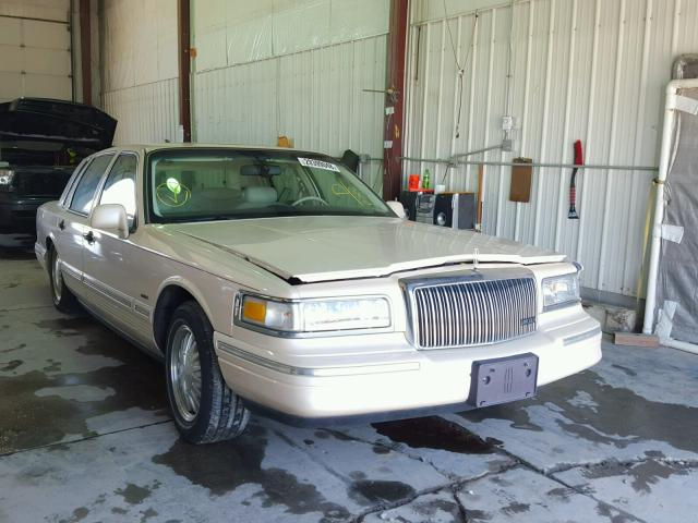 Auto Auction Ended On Vin 1lnlm83wxty666302 1996 Lincoln Town Car C