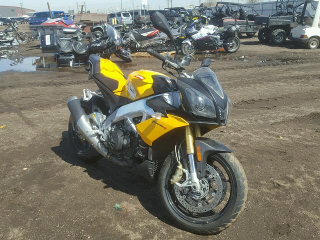 2012 APRILIA TUONO VR4 4