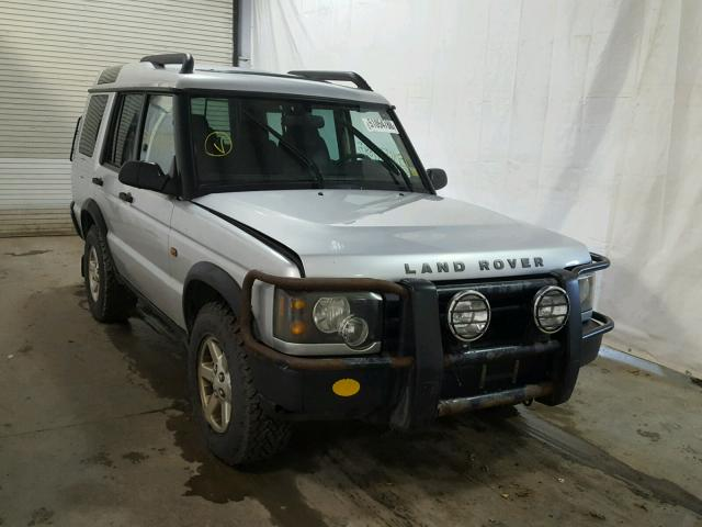2004 Land Rover Discovery 4.6L