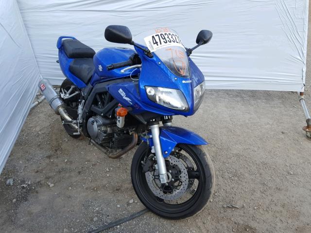 2005 Suzuki Sv650 2