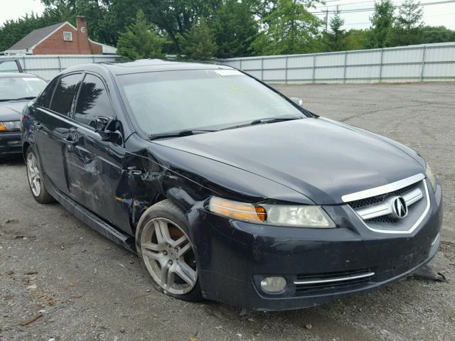 UUAA BLACK ACURA TL On Sale In MD BALTIMORE - Acura tl for sale in md