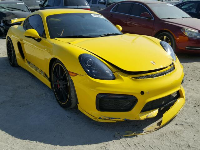 2016 Porsche Cayman Gt4 For Sale Ca Los Angeles Wed