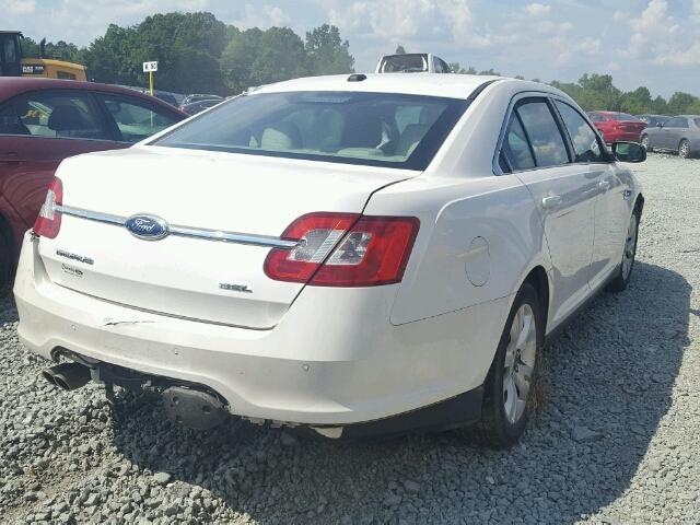 2011 Ford Taurus Sel 3.5L