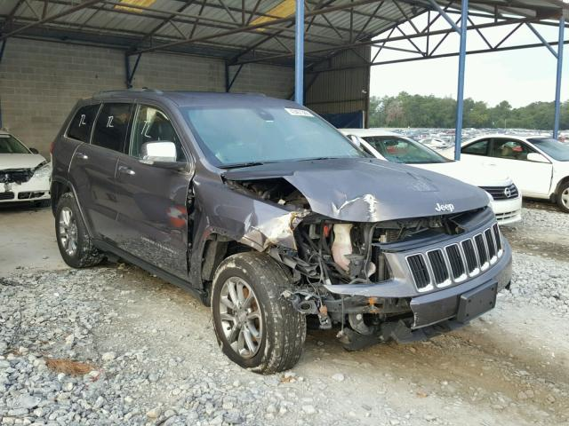 1C4RJFBG6EC335030 2014 JEEP GRAND CHEROKEE LIMITED
