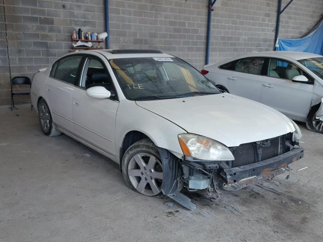 1n4al11d92c244336 2002 White Nissan Altima Bas On Sale In Ga