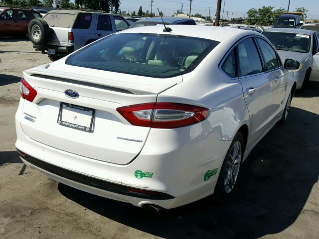 2015 Ford Fusion Tit 2.0L