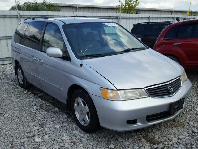2001 Honda Odyssey Ex 3.5L