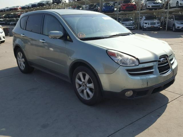 4s4wx83c864418118 2006 Green Subaru B9 Tribeca On Sale In Co