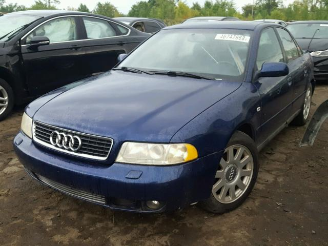 Dealer Only Clean Title 2001 Audi A4 Sedan 4d 18l 4 For Sale In