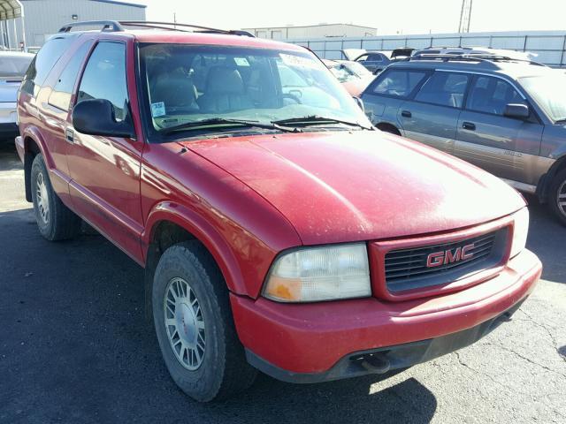 1GKCT18W0WK506044 1998 Gmc Jimmy in CA - Fresno