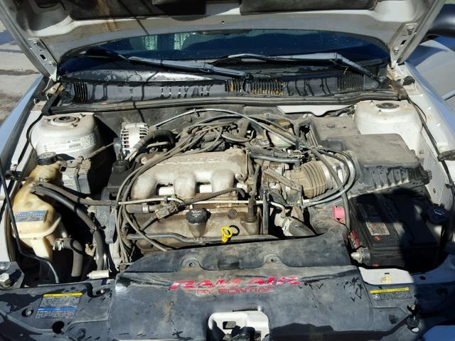 2002 Pontiac Grand Am G 3.4L