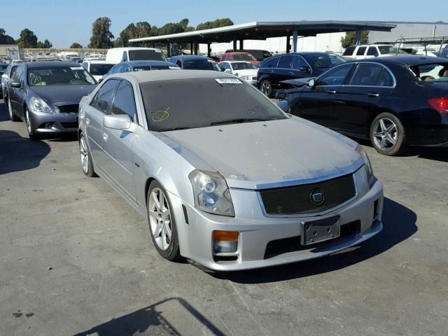 2005 Cadillac Cts V For Sale Ca Hayward Salvage Cars Copart Usa