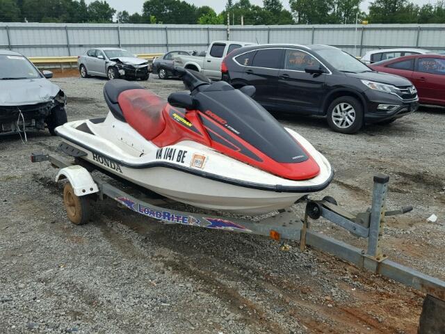 Salvage 2002 Honda AQUATRAX for sale