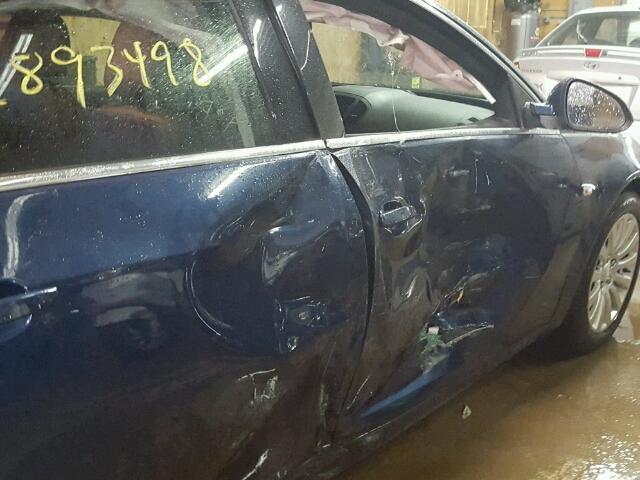2011 Buick Regal 2.4L