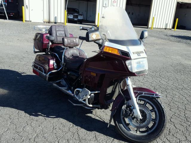 Salvage 1985 Honda GL1200 I for sale