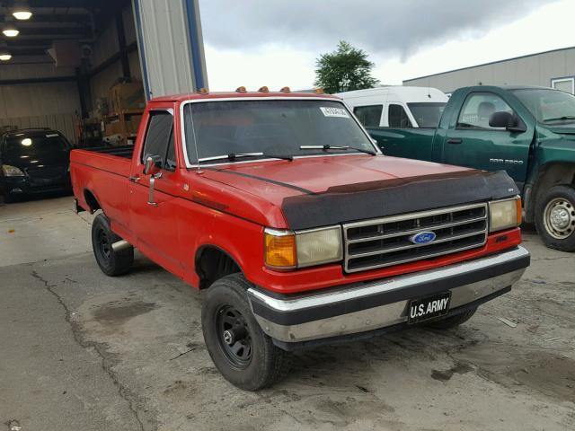 1989 Ford F150 5.0L