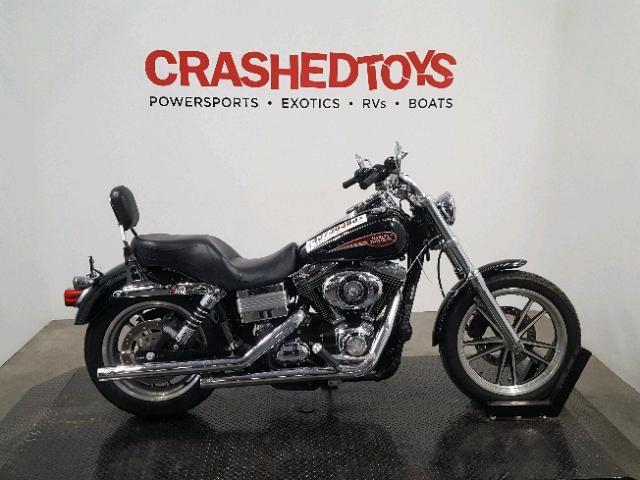 Salvage 2007 Harley-Davidson FXDL for sale