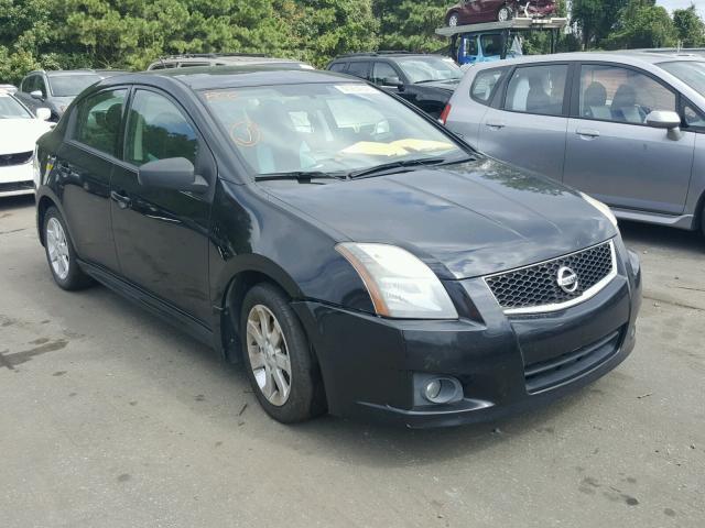 3n1ab6ap6bl635312 2011 Black Nissan Sentra 20 On Sale In Nc