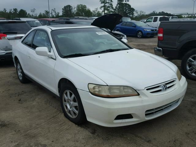 Water Flood Damage 2002 Honda Accord Se Coupe 2 3l 4 For Sale In