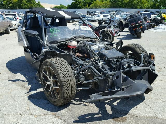 Salvage 2016 Polaris SLINGSHOT for sale