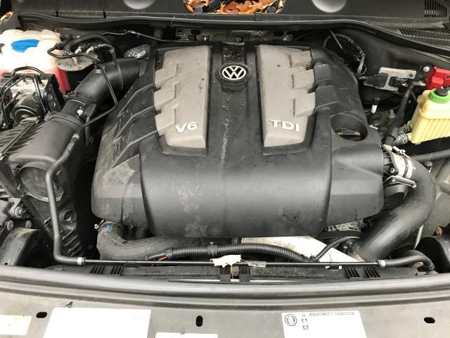 2013 VOLKSWAGEN TOUAREG V6 TDI