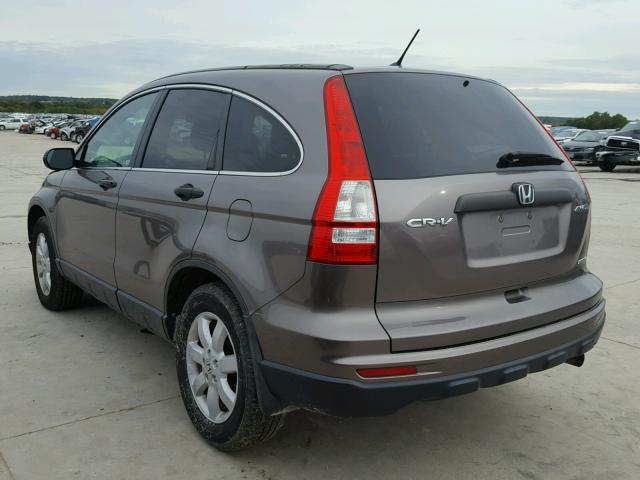 2011 Honda Cr-V Se 2.4L