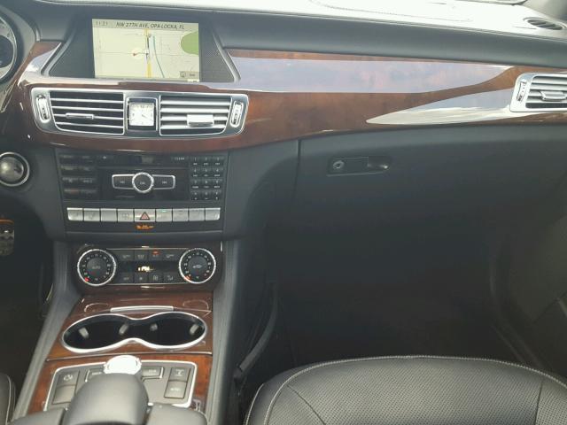2014 MERCEDES-BENZ CLS 550 4MATIC