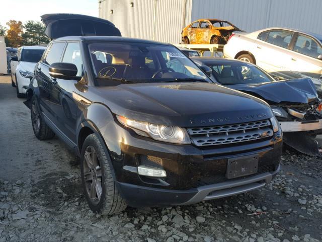 2013 Land Rover Range Rove 2.0L