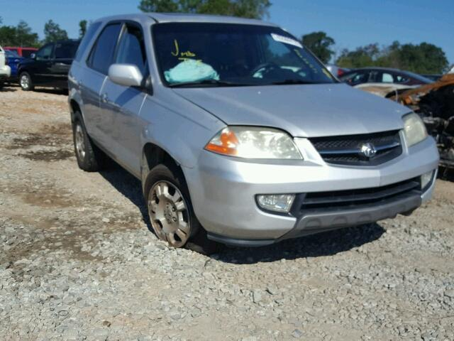 Salvage 2001 Acura MDX for sale