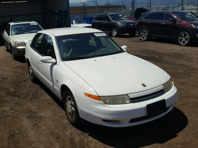 Auto Auction Ended On Vin 1g8ju54f42y596717 2002 Saturn L200 In Co