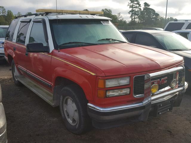 Salvage 1997 GMC YUKON for sale