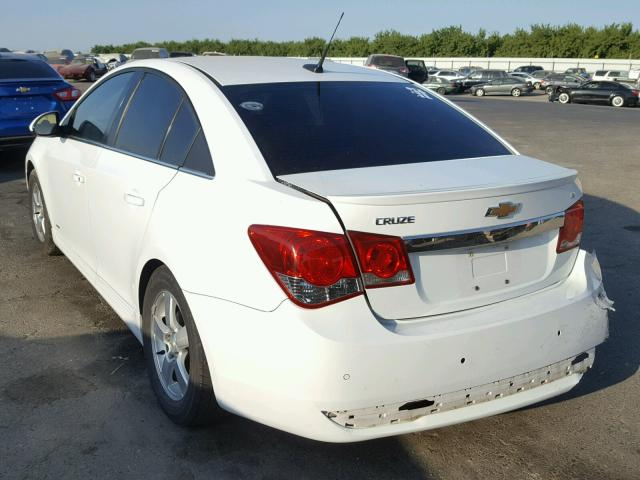 2011 Chevrolet Cruze Lt 1.4L