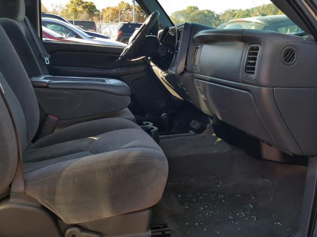 2007 Chevrolet Silverado 4.8L