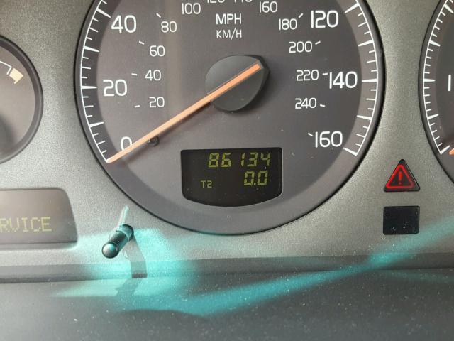 2002 Volvo S60 2 4t 4l