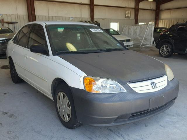 Auto Auction Ended On Vin 2hges16553h602788 2003 Honda Civic Lx In Tx Ft Worth